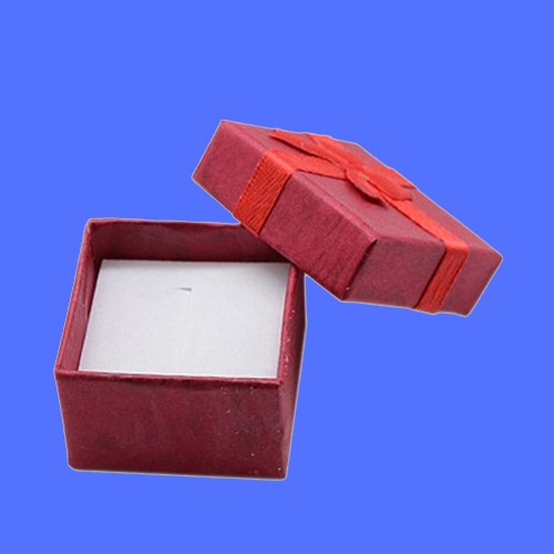 GIFT RING BOX RED
